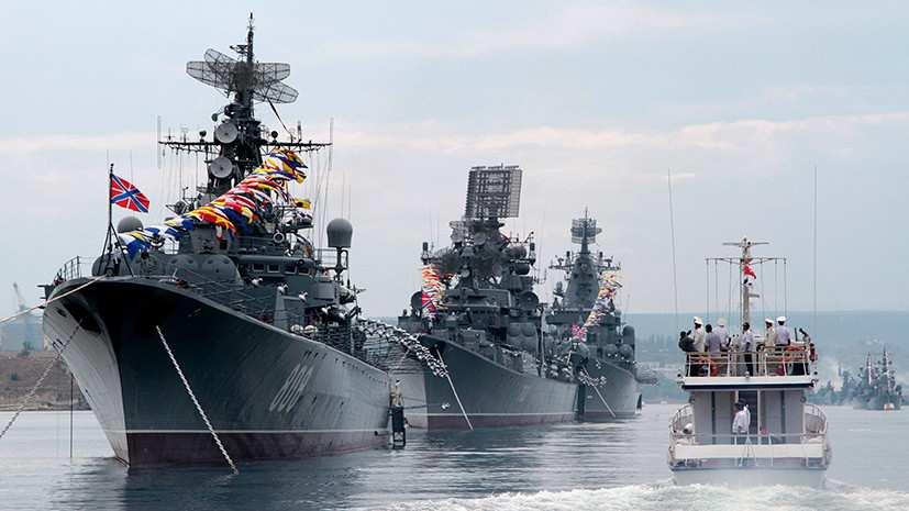 «Никуда мынеуйдем»: Корабли ВМФРФбудут постоянно находиться в Средиземноморье | Русская весна