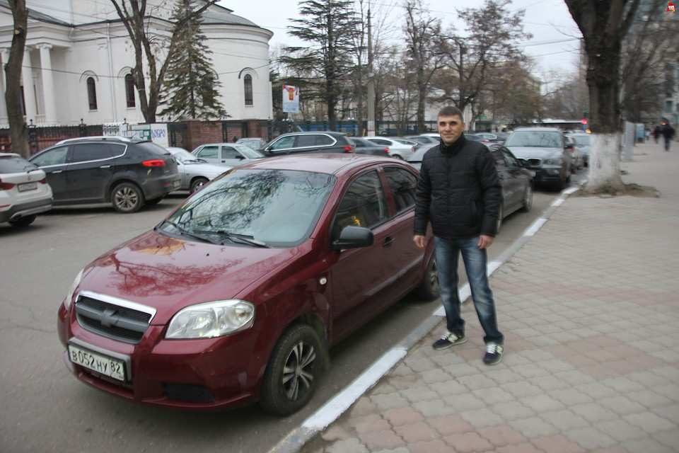 Симферопольский таксист рассказал, как спасал Порошенко от разъяренной толпы (ФОТО, ВИДЕО) | Русская весна