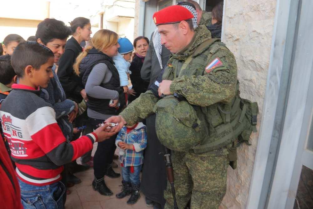 Дамаск: российские военные, сирийские студентки и русская литература — репортаж РВ (ФОТО) | Русская весна