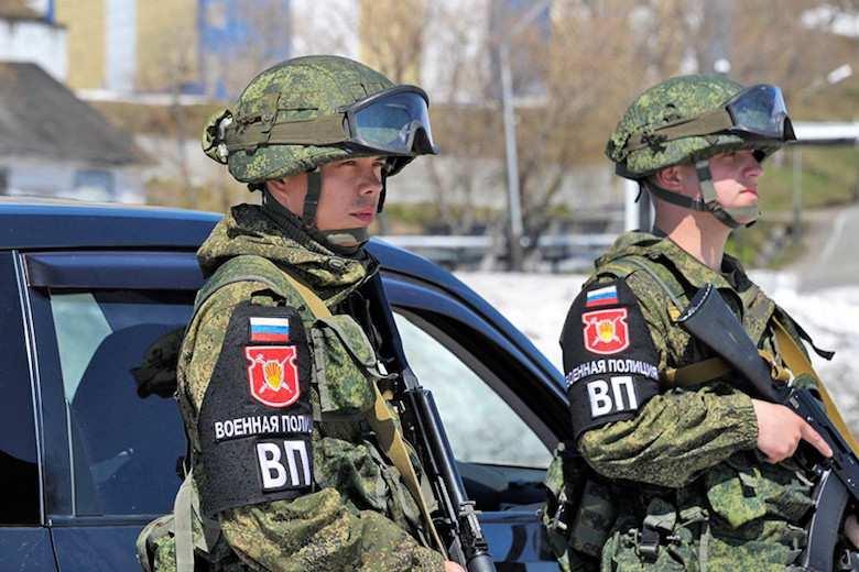 СРОЧНО: Россия вводит военную полицию в город, где боевики заявили о «химатаке» | Русская весна