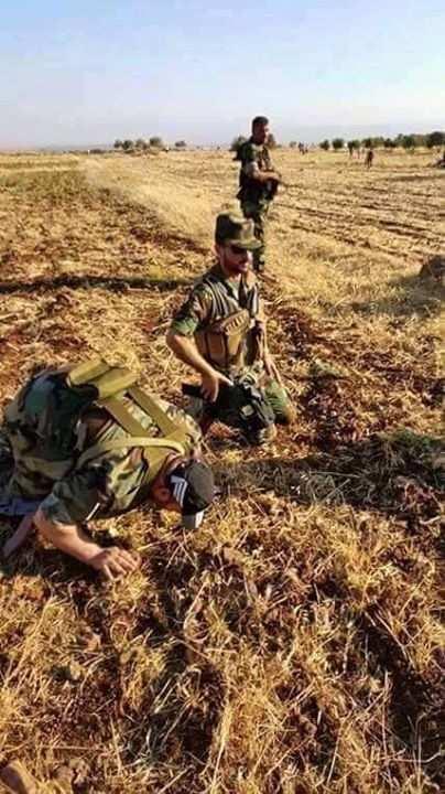 МОЛНИЯ: сирийский спецназ прорвал блокаду авиабазы Кувейрис, длившуюся тригода (КАРТА)   Русская весна