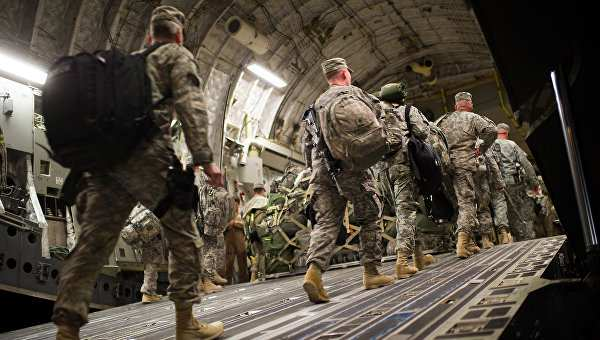 СРОЧНО: Американская коалиция проведет наземную операцию вСирии иИраке | Русская весна