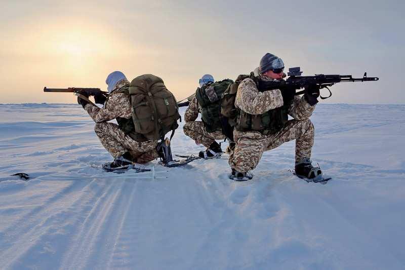 Арктика: арена сражения или достояние всего мира? (ВИДЕО, ИНФОГРАФИКА)   Русская весна