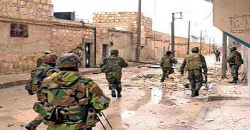 ВАЖНО: Армия Сирии захватила полевых командиров из Саудовской Аравии и Иордании под Дамаском | Русская весна