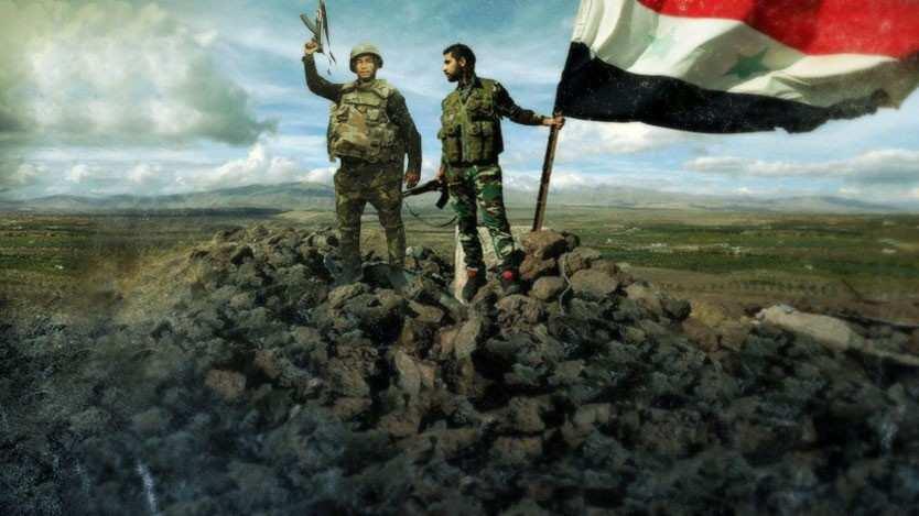 Сирия: Мирнафинишной прямой | Русская весна
