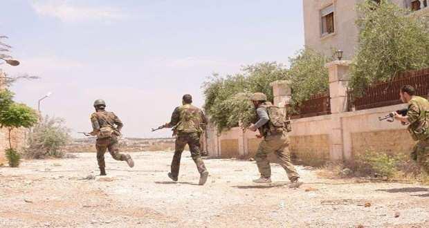 Сводка антитеррористических операций Сирийской армии за29октября | Русская весна