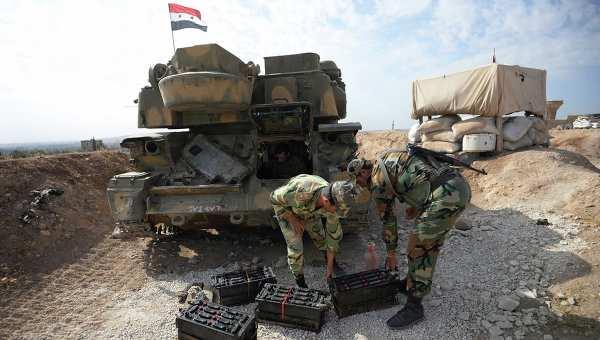 Шокирующие кадры битвы за Дейр эз-Зор:сирийская армия противИГИЛ (ВИДЕО 18+) | Русская весна