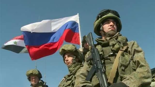 В Сирии побеждает «русский медведь», — арабские СМИ | Русская весна