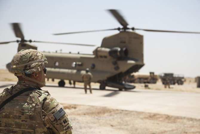 Оговорка по Пентагону: Зачем США врут о численности своих войск в Сирии  | Русская весна
