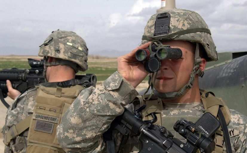 Пентагон рассказал обамериканских военных наУкраине | Русская весна