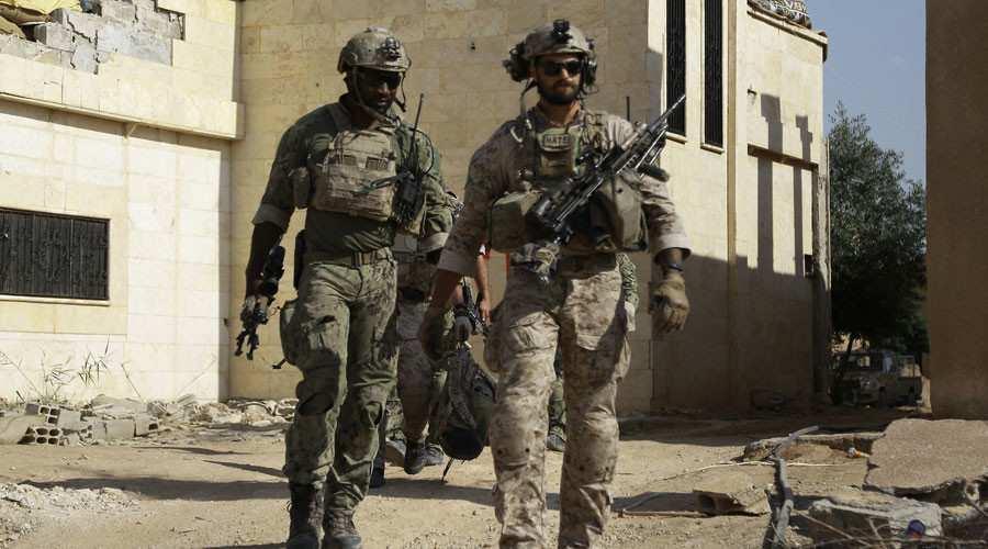 Пентагон рассказал, почему не выведет войска из Сирии | Русская весна