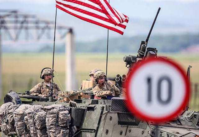 Спутник зафиксировал большую колонну военной техники США, вошедшую в Сирию (ФОТО) | Русская весна