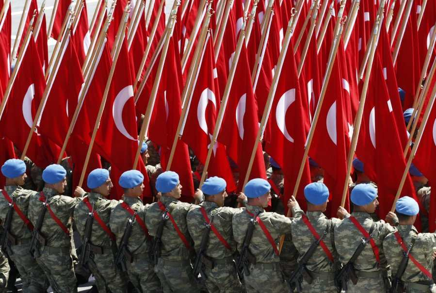 Турецкие военные натерритории Ирака действуют винтересах Багдада, — вице-премьер Турции   Русская весна
