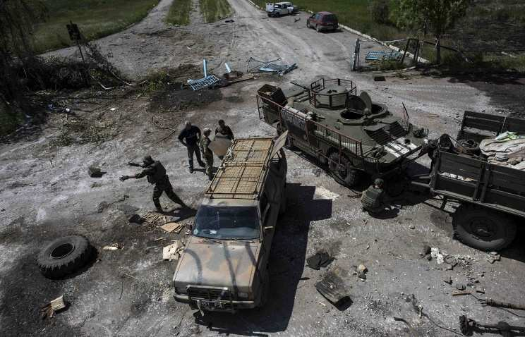 Новое соглашение об отводе вооружений на Донбассе может быть подписано к концу недели | Русская весна