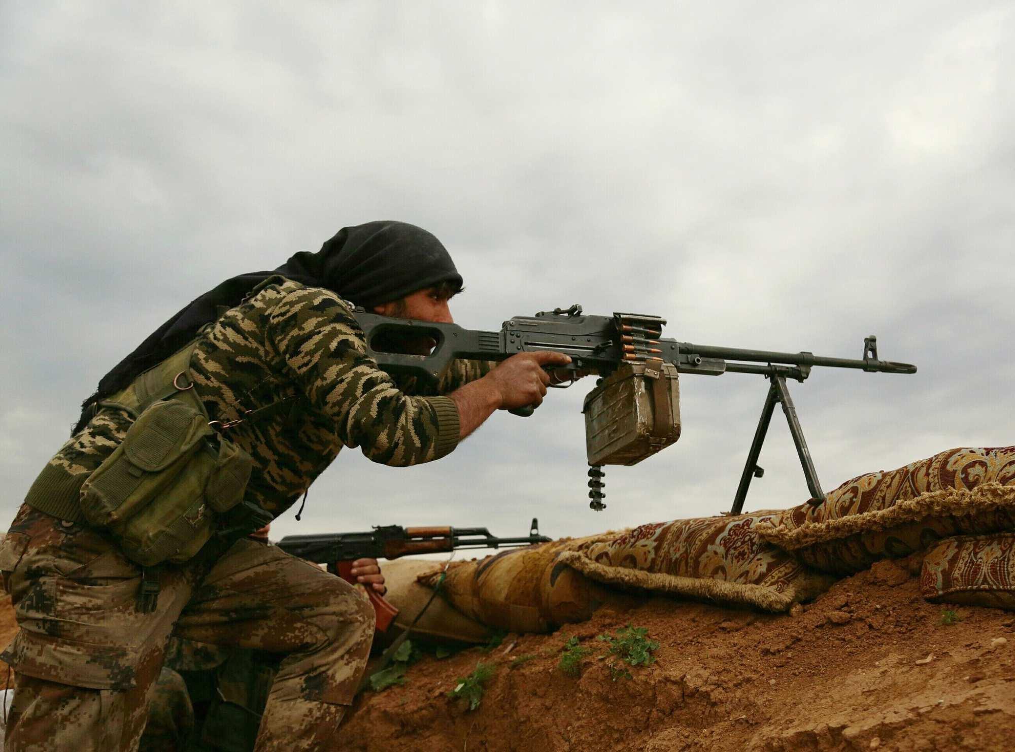 Коалиция США вторгается в Дейр эз-Зор, Армия Сирии и ВКС РФ планирует блокировать эту экспансию | Русская весна