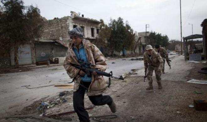 «Тимур»: «Тигры» начали крупномасштабное наступление, в Дараа и Восточной Гуте идут городские бои | Русская весна