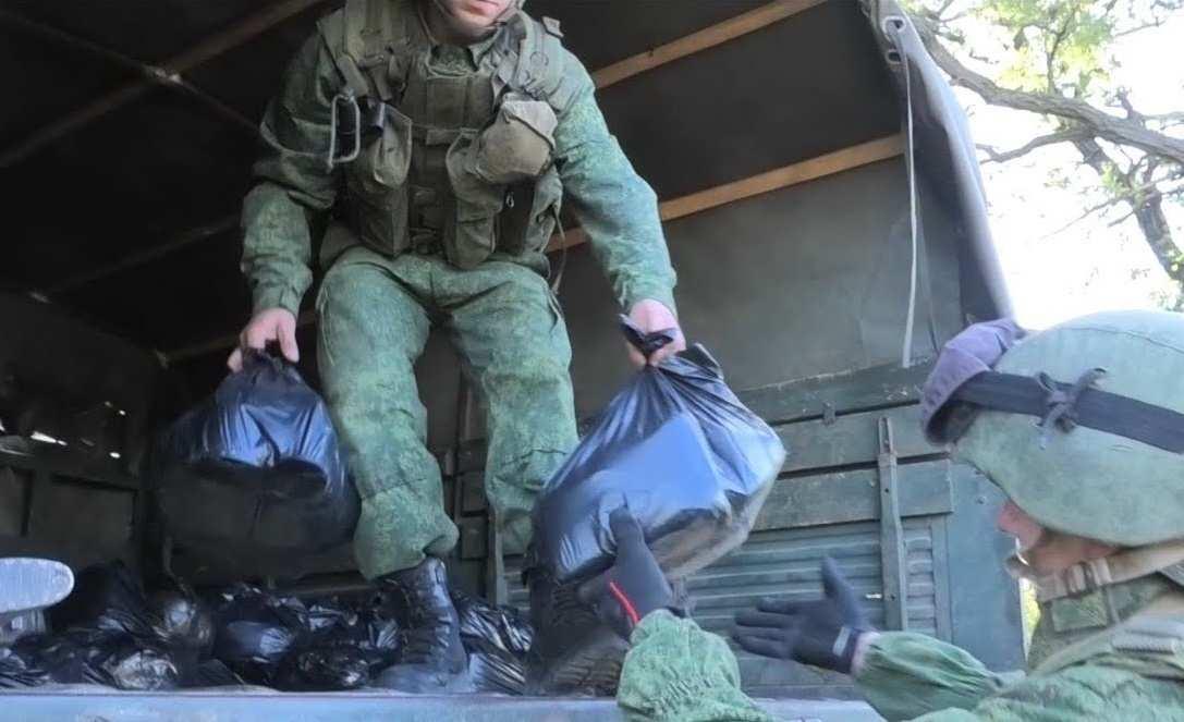На линии фронта: Армия ДНР и «Дорога Добра» (ВИДЕО) | Русская весна