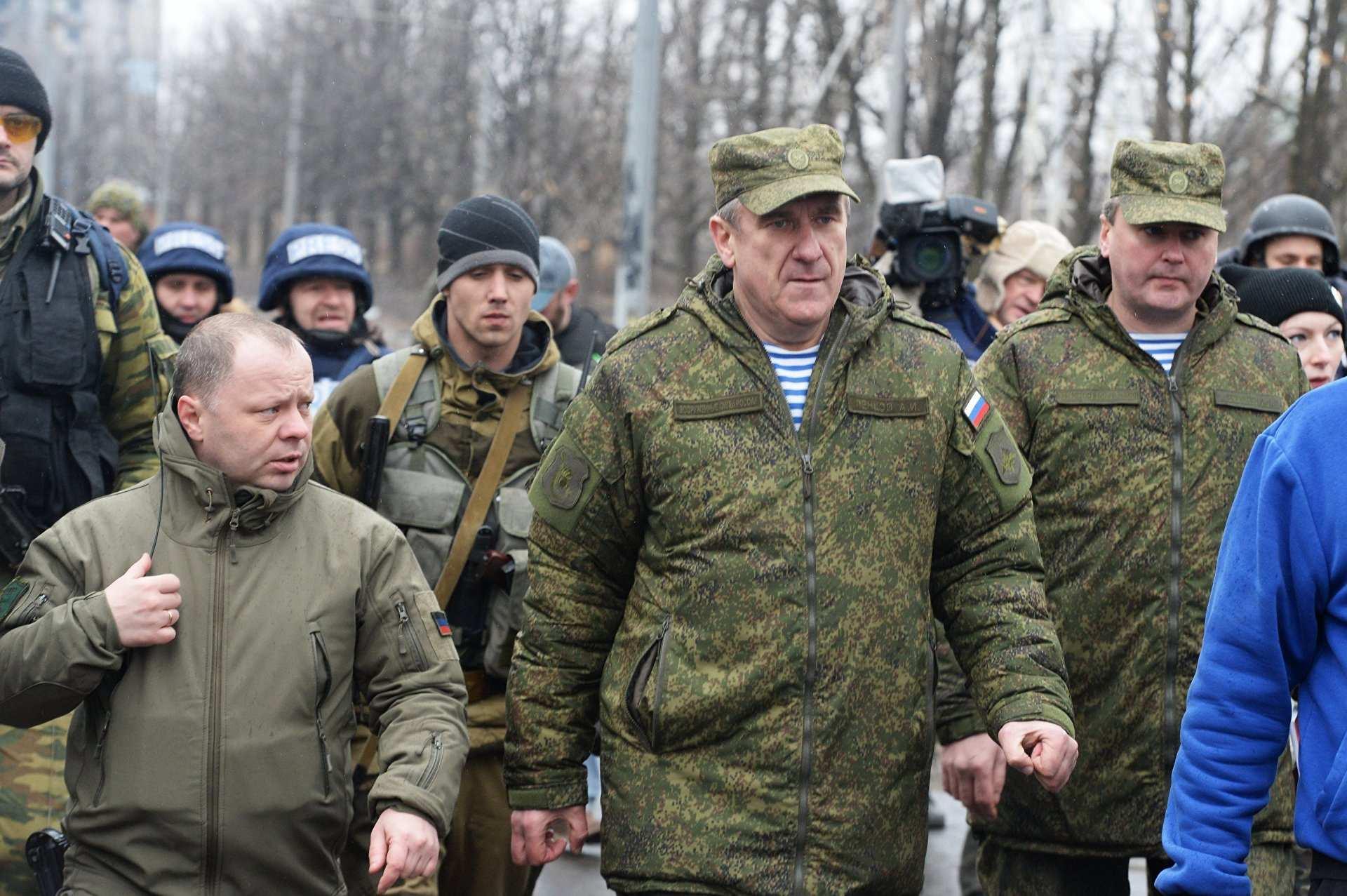ЛНР: Киев обстрелял Стаханов из-за вывода наблюдателей СЦКК | Русская весна