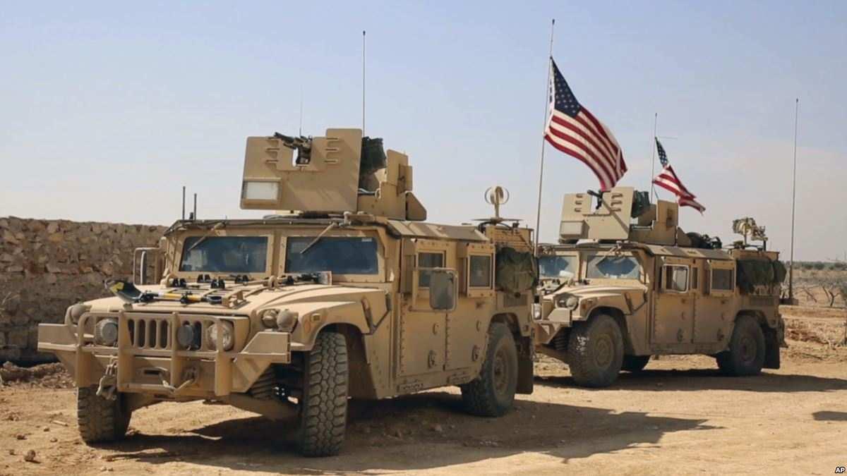 Пентагон назвал сроки выведения войск СШАизСирии | Русская весна