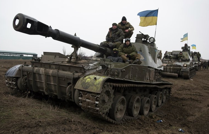 ДНР: ВСУ подтягивают технику к линии соприкосновения на Донбассе | Русская весна