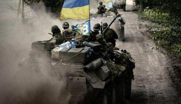 СРОЧНО: ВСУпытаются прорваться врайоне Ясиноватой, идет бой   Русская весна