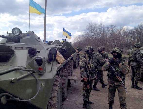 Захарченко: Данные разведкипоказывают, чтоУкраина готова кнанесению удара поДНР и ЛНР | Русская весна