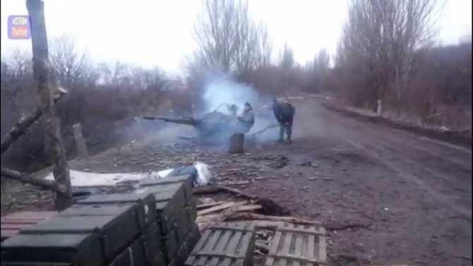 Ночью на окраинах Донецка вспыхнули бои, артиллерия ВСУ нанесла удары по позициям ополчения | Русская весна