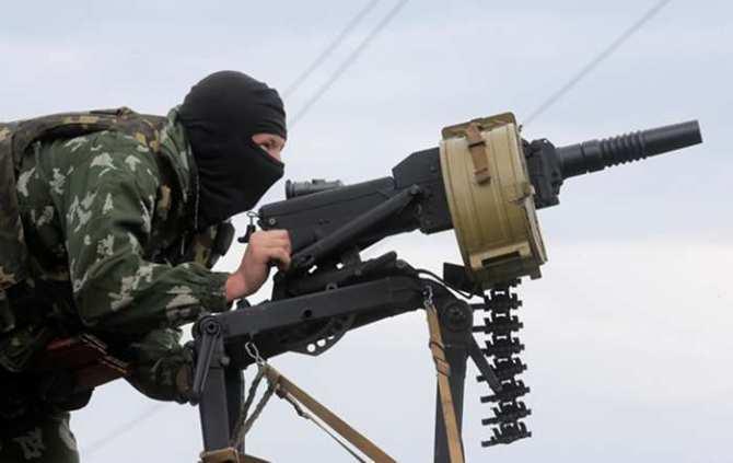ПодДонецком снова идут бои, гремят взрывы и перестрелки | Русская весна