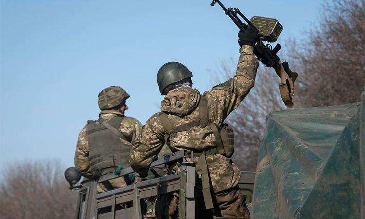 Разведка зафиксировала перестрелку между карателями «Айдара» иВСУ, есть пострадавшие | Русская весна