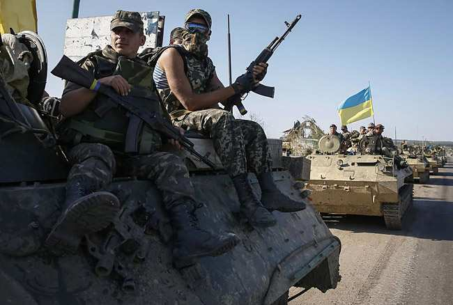 Характеристика армии Украины сточки зрения Сунь Цзы    Русская весна