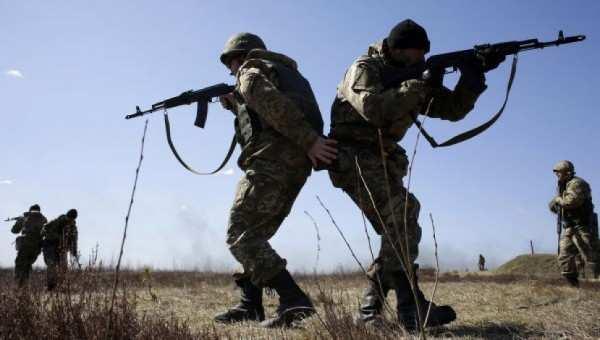 ВСУпроверяют напрочность линию обороны ДНРподМарьинкой (ВИДЕО) | Русская весна