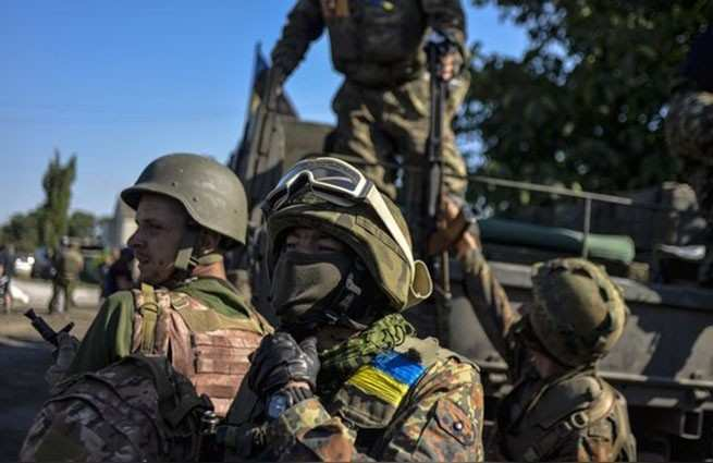 Целью украинского наступления был Петровский район Донецка  (ВИДЕО) | Русская весна