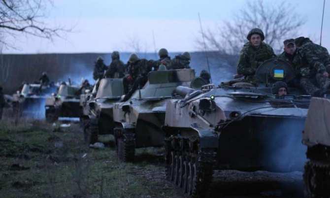 Наступление ВСУ на Донбассе — как это будет | Русская весна