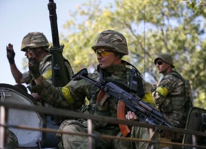Минобороны ДНР сообщает осеми случаях нарушения перемирия засутки   Русская весна