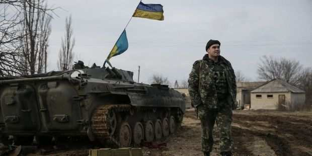 «Донбасс», нацгвардия и морская пехота ведут ожесточенные бои с Армией ДНР в Широкино | Русская весна