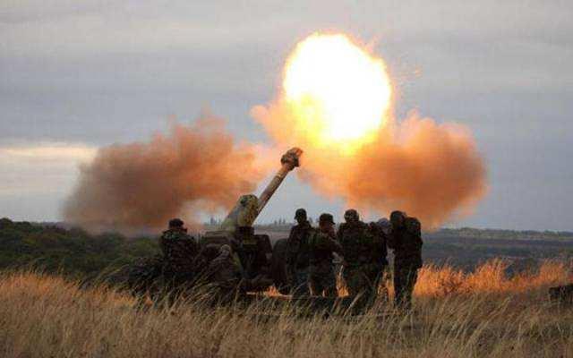 СРОЧНО: Под Горловкой бой, ВСУ обстреливают окраины Донецка, работают танки  | Русская весна