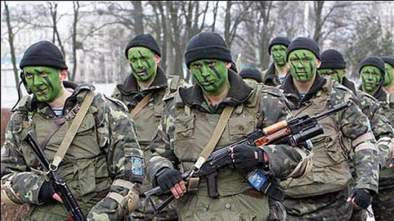 Зима близко: Великобритания дарит Украине палатки | Русская весна