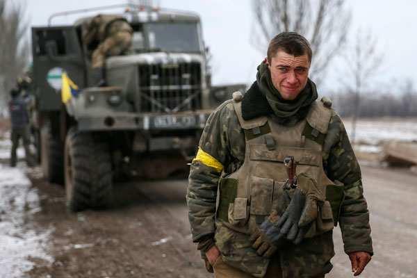 ВДебальцевском котле ополчению достались 187 танков ВСУ, 68 САУ и сотни единиц другой бронетехники и артиллерии | Русская весна