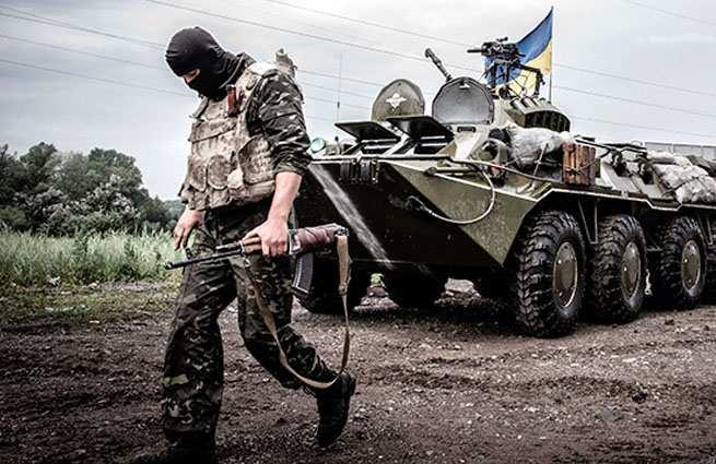 ВСУ подвергли западную окраину Донецка минометному обстрелу | Русская весна