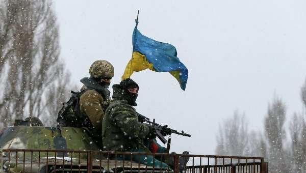 Украина попала вновый «мини-котел» наДонбассе  | Русская весна