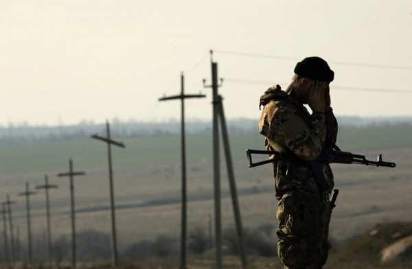 Под Авдеевкой уничтожены двое военнослужащих ВСУ   Русская весна
