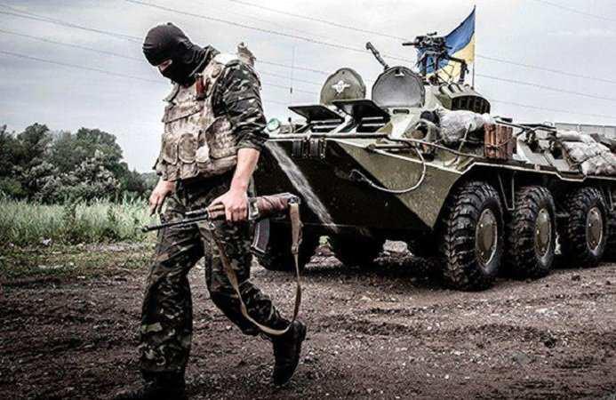 Скандал: Украинским военным выделили землю насвалке (ФОТО) | Русская весна
