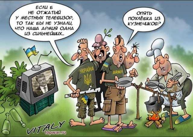 «Нас ненадо учить», — украинский генерал осамой «сильной армии вмире» | Русская весна