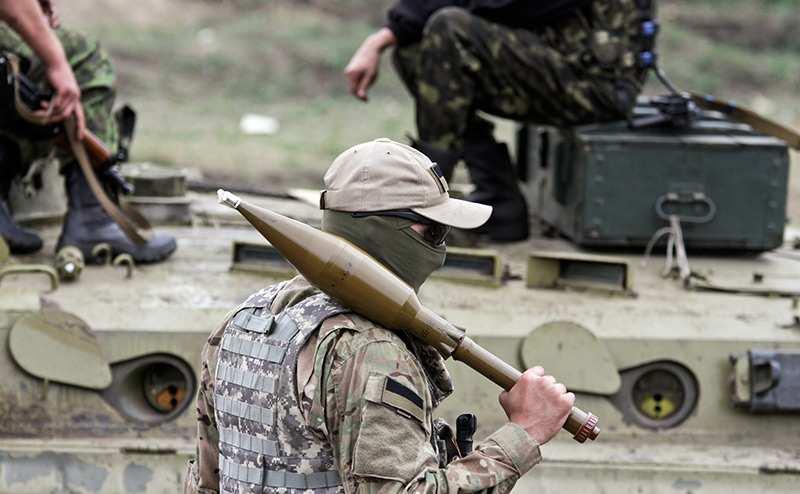 Киев ищет повод к войне. Чем ответит Россия (ФОТО, ВИДЕО)   Русская весна