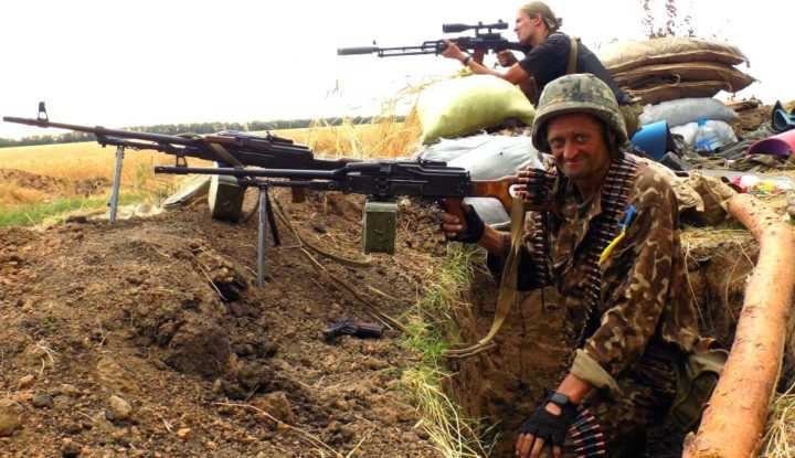 ВСУпонесли потери припопытке захвата новых позиций вЛНР | Русская весна