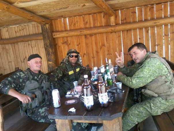 «ВСУшники» в «АТО» травятся техническим спиртом | Русская весна