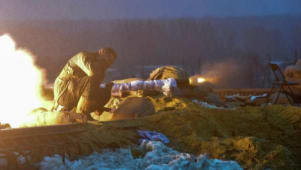 Вовремя минских переговоров в Донецке была обстреляна больница№20 (ВИДЕО)   Русская весна
