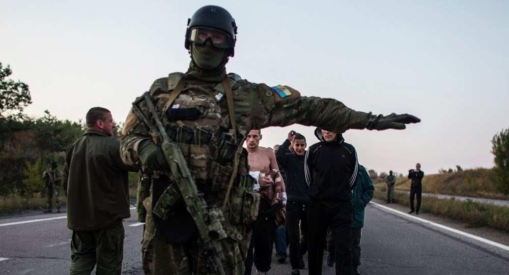 Киев меняет список пленных, предложенных на обмен, — ЛНР | Русская весна