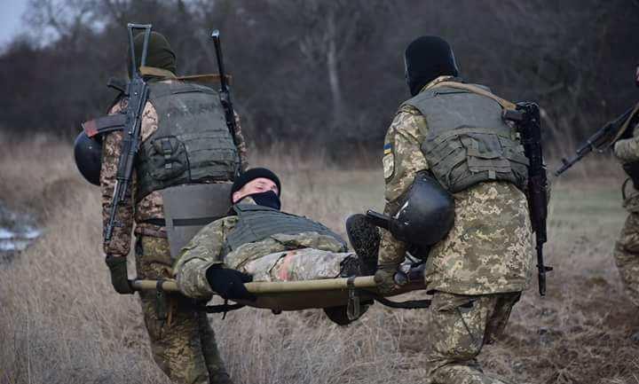 Сутки на Донбассе: ВСУ сообщают о потерях | Русская весна
