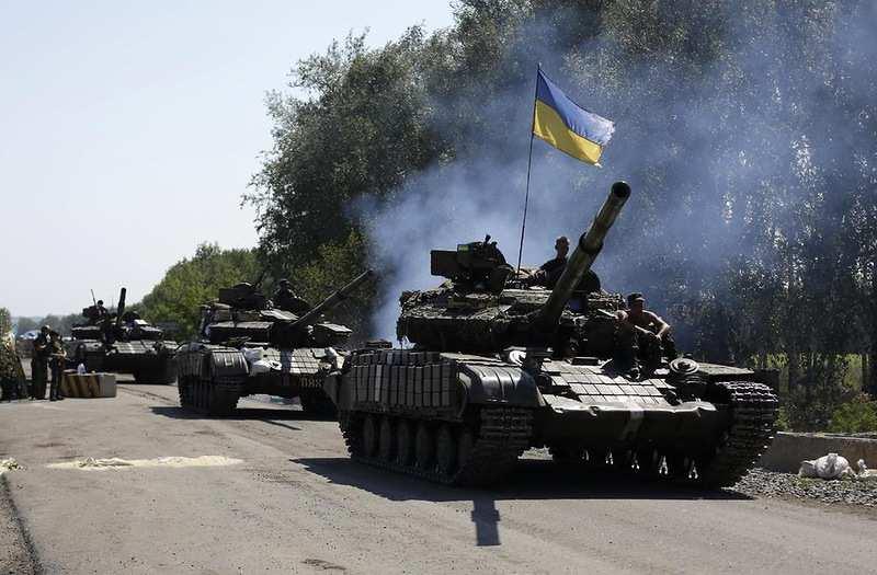 ДНР просит ОБСЕ проверить информацию об украинской технике в районе Авдеевки, — Пушилин | Русская весна